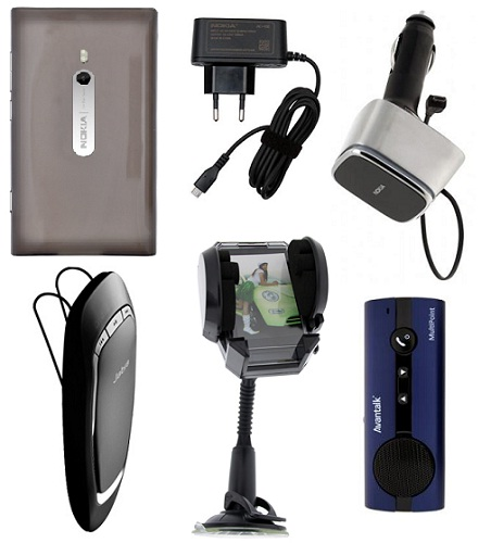 Nokia 800 Accessories