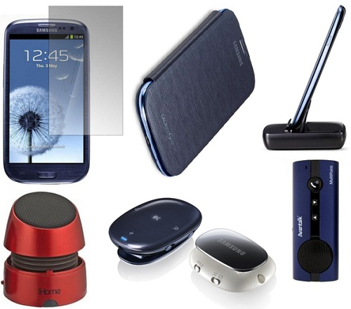 Samsung Galaxy Siii Accessories, Galaxy S3 Accessories